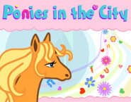 Ponies in the City