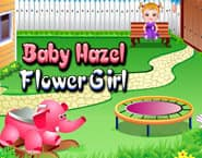 Baby Hazel: Flower Girl